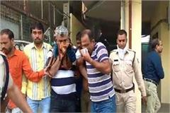 bjp mla targets saadh kamal nath in hotel fire in indore