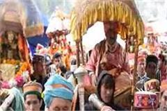 narsingh s jaleb came out in royal style in devbhoomi maheshwar singh