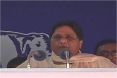 mayawati s cry in jatland said bsp first supported jat reservation