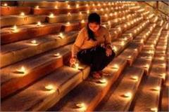 the festival of diwali is celebrated in different ways in the temples