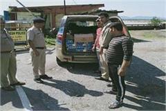 paonta sahib alcohol yuvak arrested