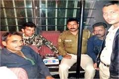 bus passenger arrested with hashish