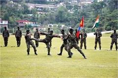 military practice on counter terrorist operation