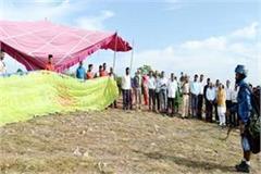 bandla paragliding site get approval