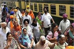 10 000 sikh pilgrims to get visa for pakistan on 550th prakash festival