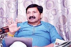 mukesh agnihotri traget on bjp