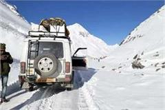 rohtang pass and manali leh route restore