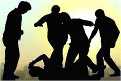 fight in palampur bus stand