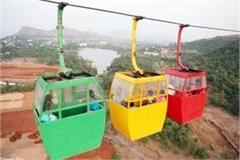 ayodhya devotees will go by ropeway to meet ramlala