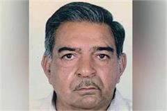 cm bhupendra hooda s youngest brother dharmendra hooda dies