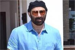 after 6 months of winning the election cine star mp sunny deol