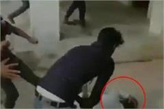 students beat teachers