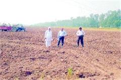 charan challans of 29 farmers of barara section recovery amount of rs 72 500
