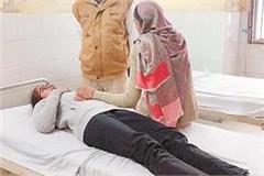 beaten student by teacher