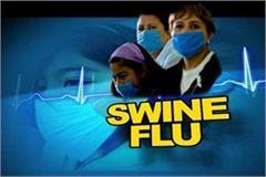fall in temperature increasing risk of swine flu in patients