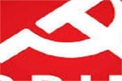 cpim opposes the action of removal of the shopkeepers
