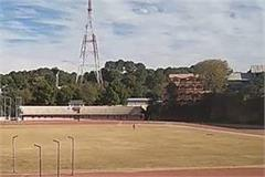 sports officials should take action for maintenance of synthetic track d c