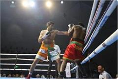 star of boxer vijendra wins 12th consecutive victory chore of haryana
