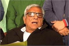 chaudhary nirmal singh created haryana democratic front