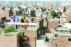 department issued illegal colonies stir colonists