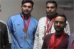 hamirpur players slam 24 gold medals in third state level games