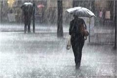 heavy rains may occur in the next 2 days in madhya pradesh