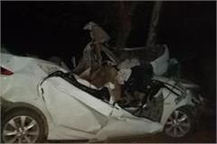3 died and 2 injured in road accident