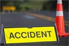 scooty rider student injured in speeding vehicle seriously injured