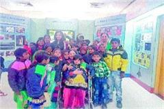 gayatri kaushal education children living slums