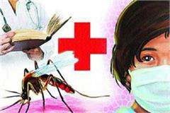 malaria patient in hisar 45 dengue figures crossed 92