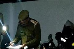 shinkja of police sundernagar police on drunk