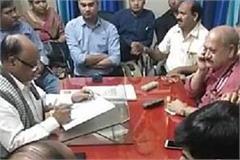 ram manohar lohia hospital doctor s resignation and woman s death