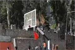 level basketball competition