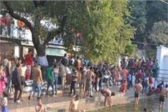 the popularity of faith in renuka lake on ekadashi