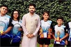 himachal players will win iron in asian championship to be held in japan