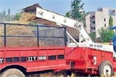 now iit ropar unveils stubble machine