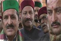 rampur bushhar bjp mandal handed over to bhim sen thakur