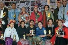 cultural program of students
