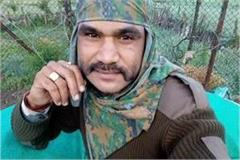 fatehabad crpf jawan died in road accident at fatehabad