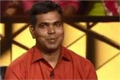 sp honors soldier who won rs 3 20 lakh in  kbc