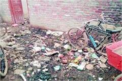 increasing filth in deha colony deteriorates people s health
