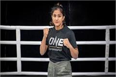 ritu stepped into mixed martial arts leaving wrestling won the first match