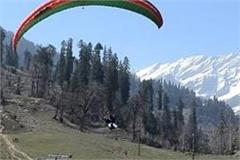 training to be made compulsory for paragliding