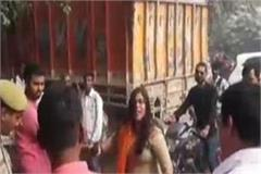 sdm asked the vehicle to run sparingly women vdo did a high voltage drama