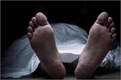 accident due to fall of soil farmer and laborer died