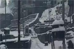 5 foot fresh snowfall in rohtang pass