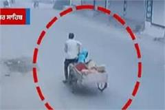husband reaches pregnant wife to hospital