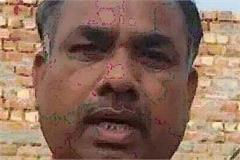 bjp leader received death threats said forget land transaction