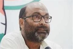 ajay kumar lallu said  cm yogi kept talking about zero tolerance