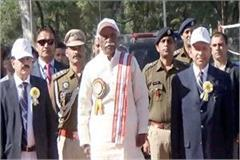 police sports and duty meet in dharamshala